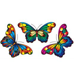 Butterfly & Dragonfly Stickers