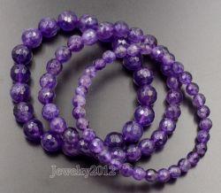 Faceted Bracelets