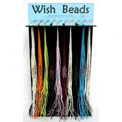 Wish Bead Wristbands