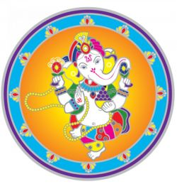 SUNSEAL DANCING GANESH