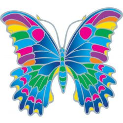 SUNSEAL TROPICAL BUTTERFLY