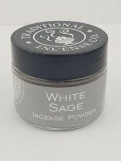 White Sage- 20gm Glass Jar