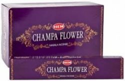HEM Masala CHAMPA FLOWER Incense