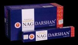Golden Nag DARSHAN Masala Incense