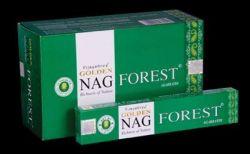 Golden Nag FOREST Masala Incense