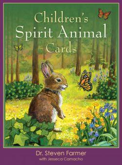 CHILDREN'S SPIRIT ANIMAL CARDS