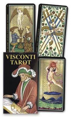 VISCONTI TAROT DECK – MINI