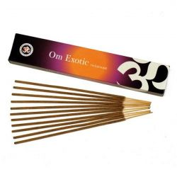 OM Exotic Incense Sticks 15g