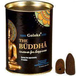 GOLOKA BACKFLOW – BUDDHA INCENSE CONES