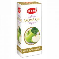 HEM FRAGRANT OIL – GREEN APPLE 10ML