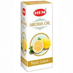 HEM FRAGRANT OIL – LEMON 10ML