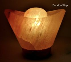 Salt Lamps – Buddha Ship