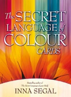 SECRET LANGUAGE OF COLOUR CARDS
