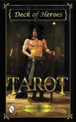 Deck of Heroes Tarot Set