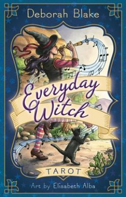 Everyday Witch Tarot Set