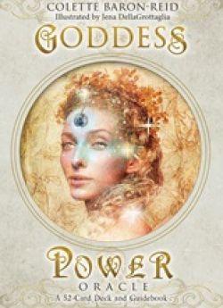 Goddess Power Oracle (Standard Edition)