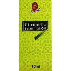 Kamini Burner Oil CITRONELLA10ml single bottle