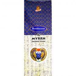 Kamini Incense Hex FRANKINCENSE MYRRH