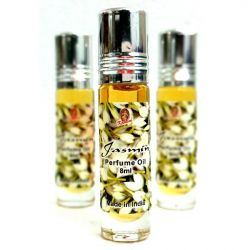 Kamini Perfume Oil JASMINE 8ml Single Bottle