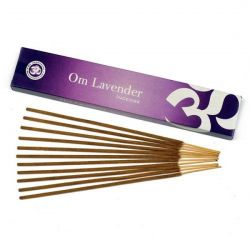 OM Lavender Incense Sticks 15g