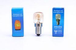 Salt Lamp Light Bulbs – CLEAR 15 Watt – 240 Volts