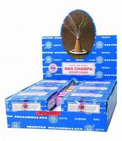 Satya Cones NAG CHAMPA Single Packet