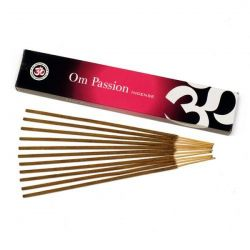 OM Passion Incense Sticks 15g