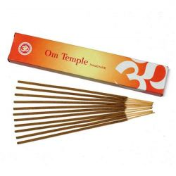 OM Temple Incense Sticks 15g