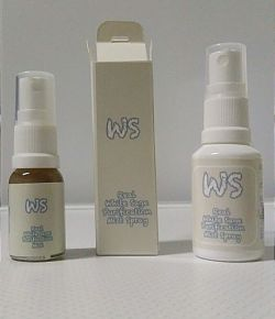 Real White Sage Purification Mist Spray – 30ml