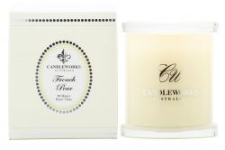 FRENCH PEAR SOY JAR CANDLE