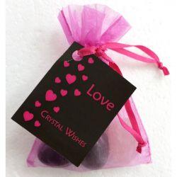Crystal Wish Bag LOVE