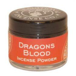 Dragon's Blood Incense Powder - 20gm Glass Jar