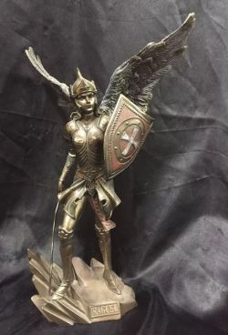 ARCHANGEL RAQUEL Statue 34cm High