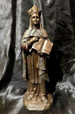 SAINT TERESA of ALIVA  Statue 21cm Tall