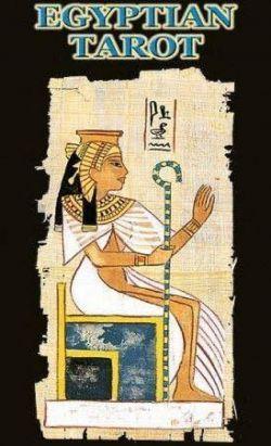 EGYPTIAN TAROT DECK (LO SCARABEO)